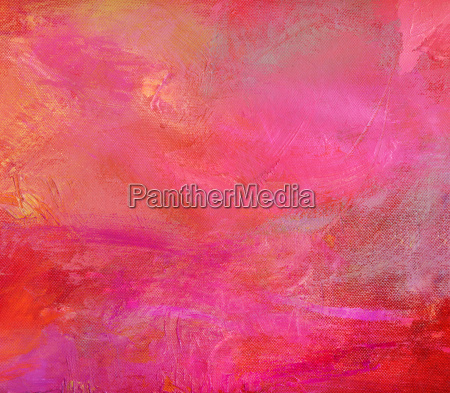 pink painting canvas hobby