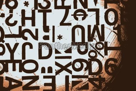 symbols abstract