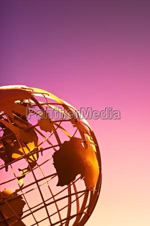 terrestrial sphere