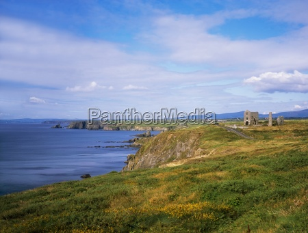 bunmahon the copper coast county waterford