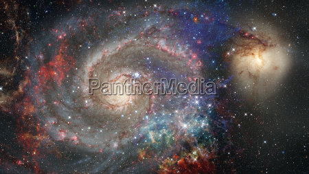 nebula the site of star formation