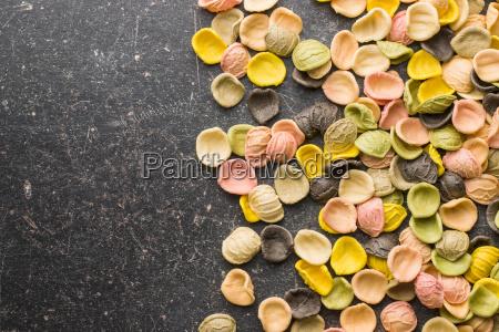 italian rainbow pasta