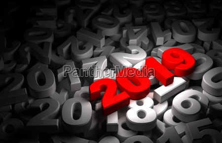 new year 2019 and olds