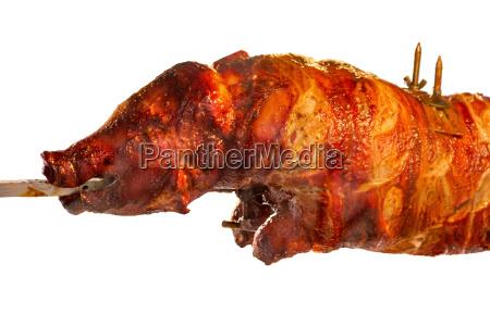 suckling pig barbecue