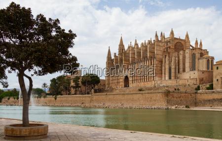 cathedrale de palma de mallorca