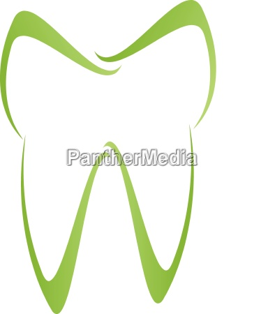tooth dentist dental care dentistry logo
