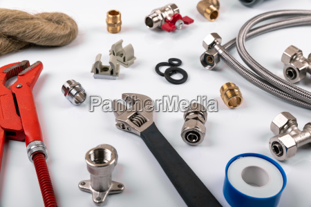 plumbing services tools and accessories