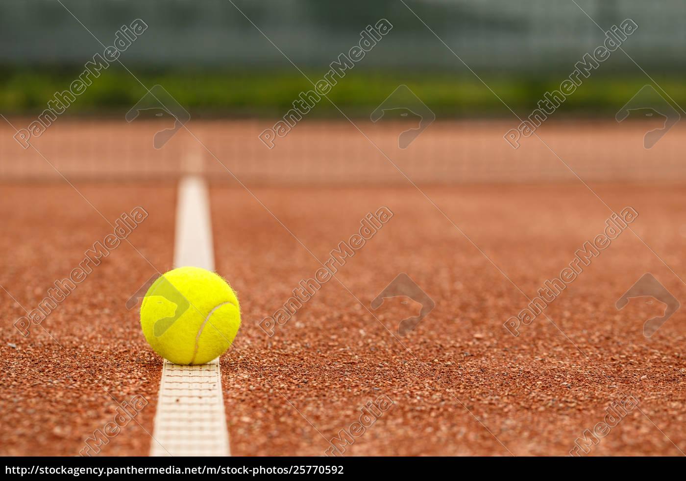 tennis, ball - 25770592