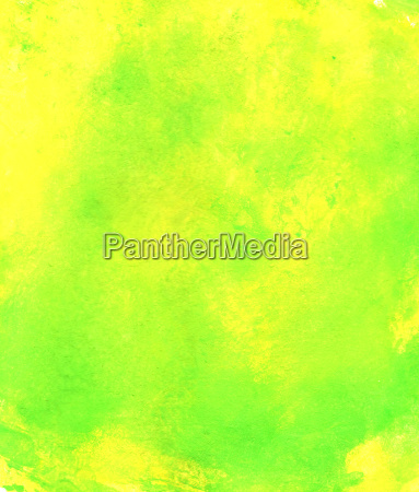 painted watercolor texture green yellow