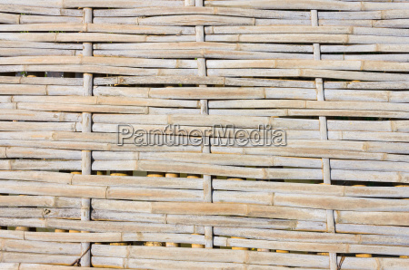 weave bamboo wood texture background