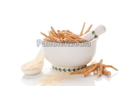 nutritional supplement ashwagandha