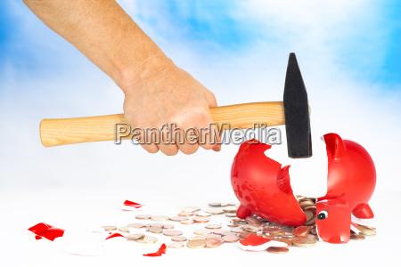 hammer stroke