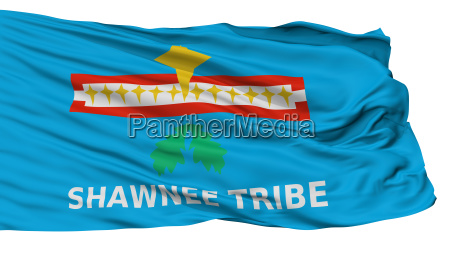 shawnee tribe of oklahoma indian flag