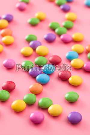 multi colorful candies