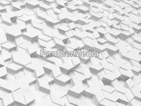 hexagons made of rhombuses