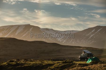 highlands of scotland someone found