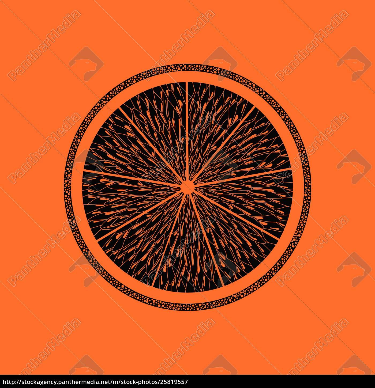 icon, of, orange - 25819557