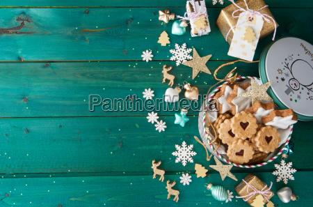 little christmas cookie jar
