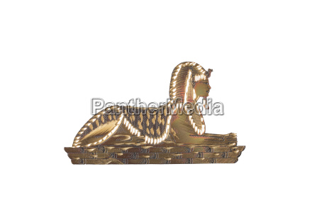 egyptian sphinx golden egyptian sphinx from