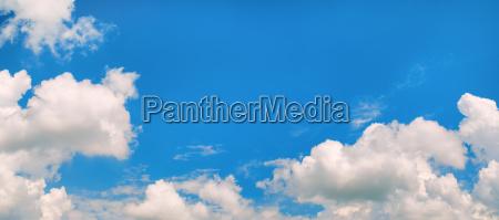 panoramic sky background