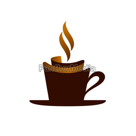 hot chocolate symbol vector illustration