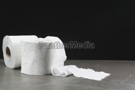 close up image of toilet papers