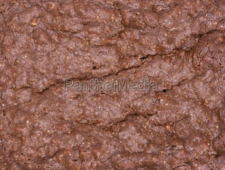 texture of brownie brownie pie full
