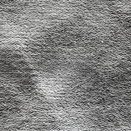 square background from shiny gray cloth
