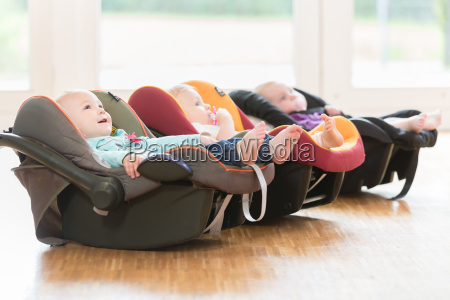 new born babies in toddler group