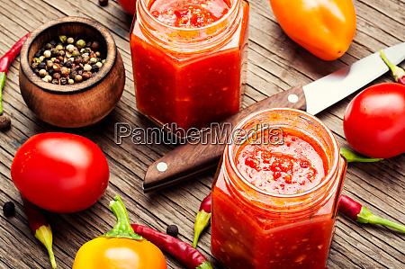 spicy seasoning sauce
