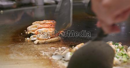 teppanyaki in taiwan restaurant