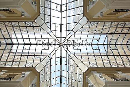 skylight cross window