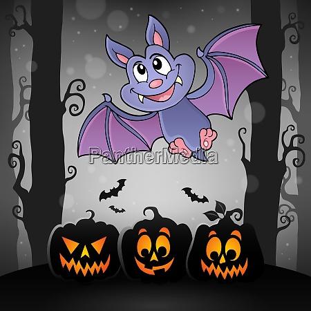 cartoon bat topic image 3