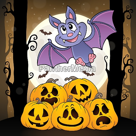 cartoon bat topic image 4