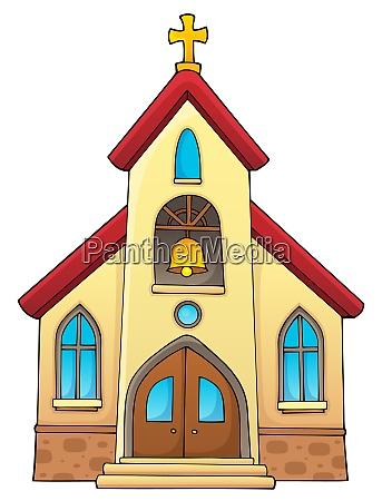 church building theme image 1