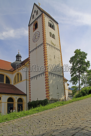 kloster st mang in fuessen