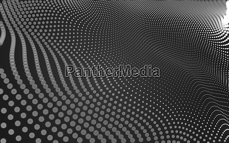 abstract polygonal space low poly dark
