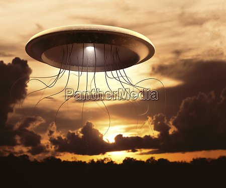 extraterrestrial spaceship alien ufo war