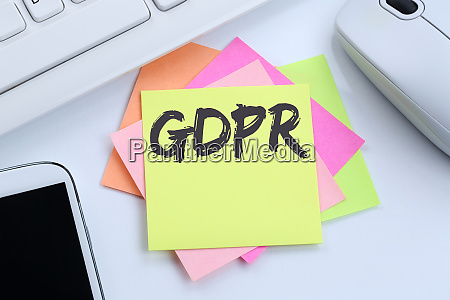 gdpr general data protection regulation eu