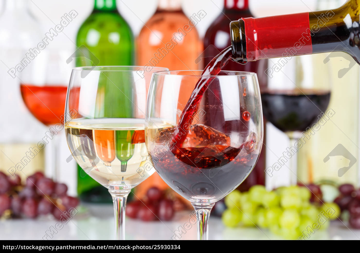 wine, pouring, glass, bottle, red, pour - 25930334