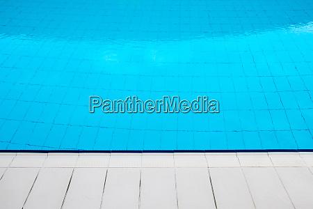 luxury swimming pool on maldives
