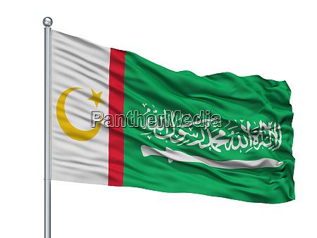 moro islamic liberation front flag on