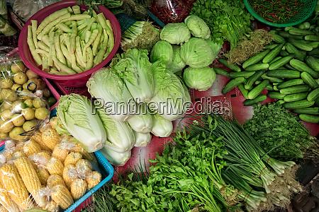 close up image of various fresh
