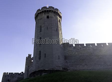 warwick castle guys tower in