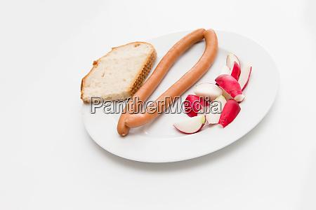 sausage menu