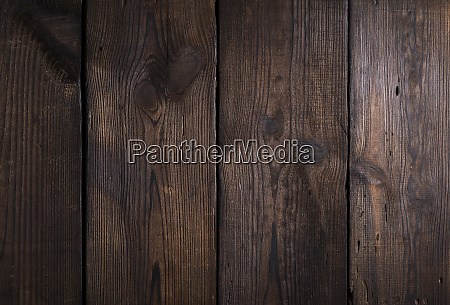 brown wooden background from old boards
