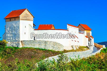feldioara brasov romania medieval fortress marienburg
