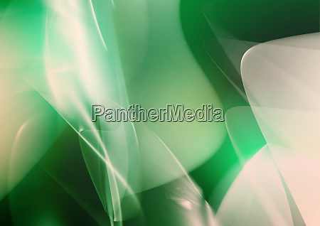 digitally generated abstract background with blurred