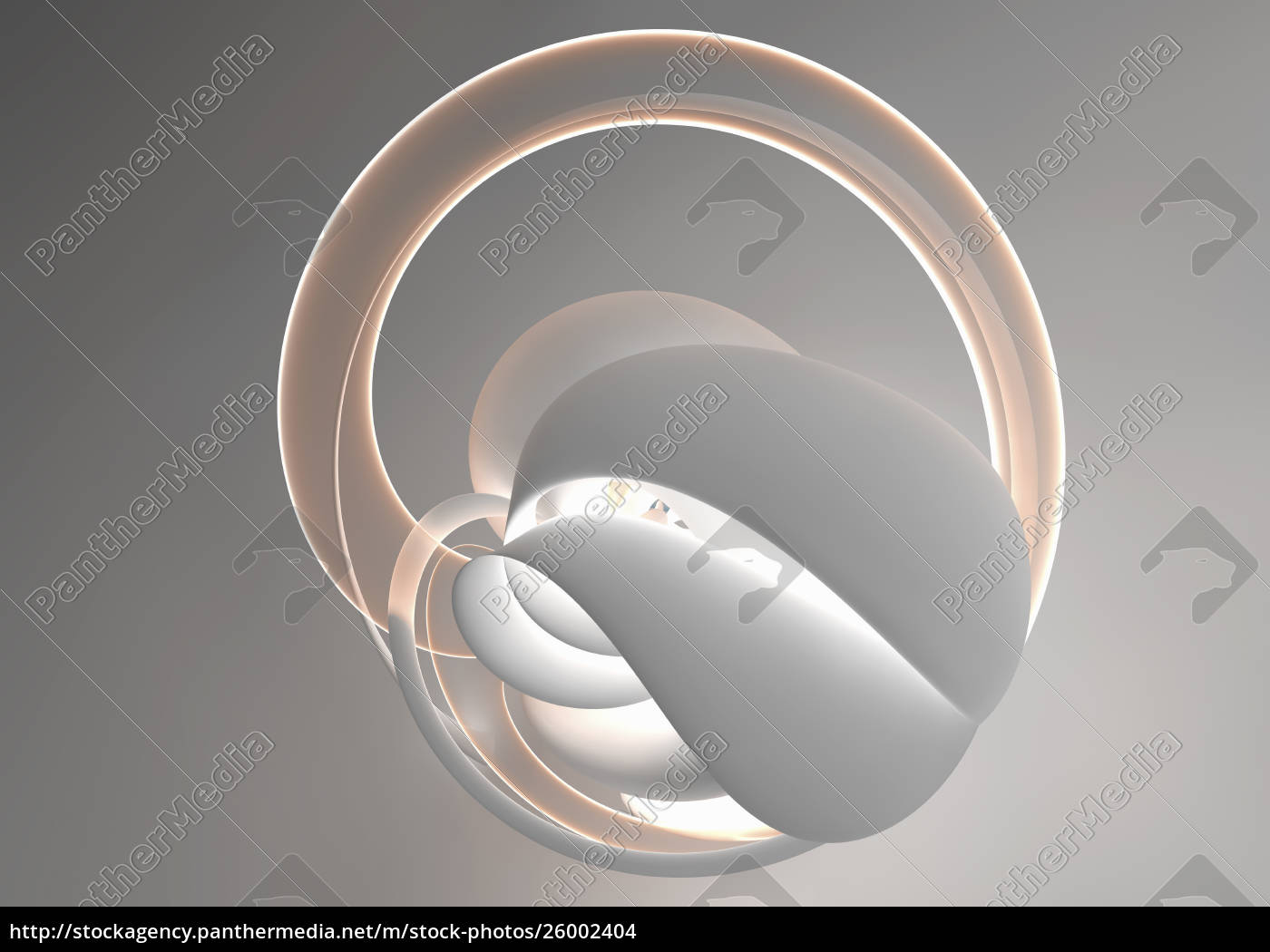 abstract, pastel, pink, and, gray, swirl - 26002404