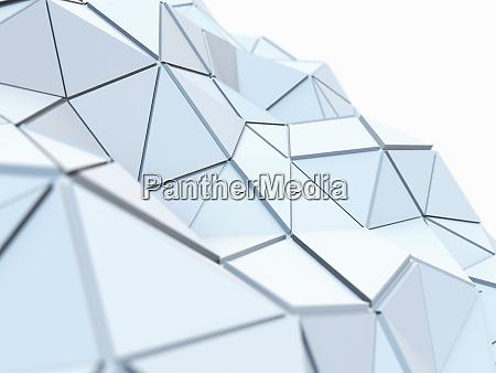 curvando la superficie baja polivinilica texturizada